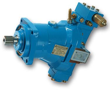 主要特色 斜轴式柱塞液压泵,马达设计/出力轴使用锥形流动轴承/多种图片
